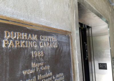 Durham Centre Parking Garage