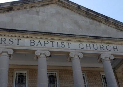 Durham First Baptist